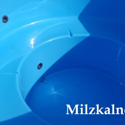 NEW outside hot tub Milzkalne