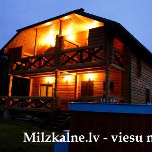 Viesu nams Milzkalne