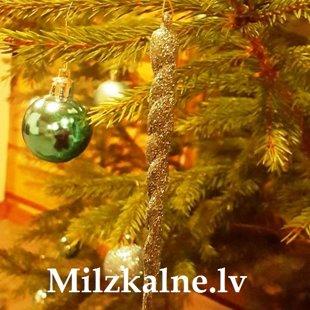 Ziemassvētku noskaņas Milzkalnē