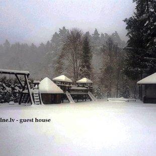 Milzkalne brīvdienu māja