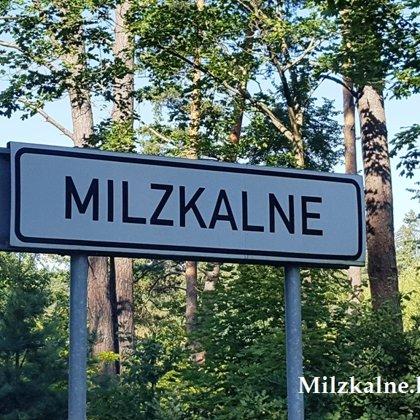 Знаки Милзкалне