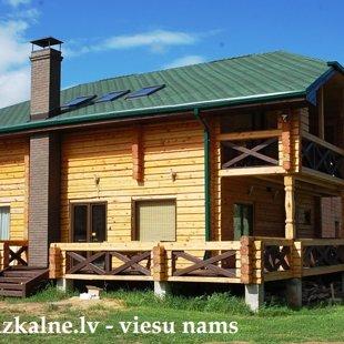Дом отдыха Милзкалне