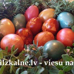 Velykų Milzkalne