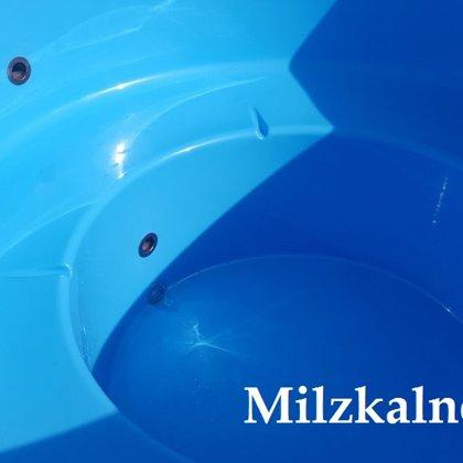 NEW outside hot tub Milzkalne