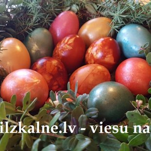 Easter in Milzkalne