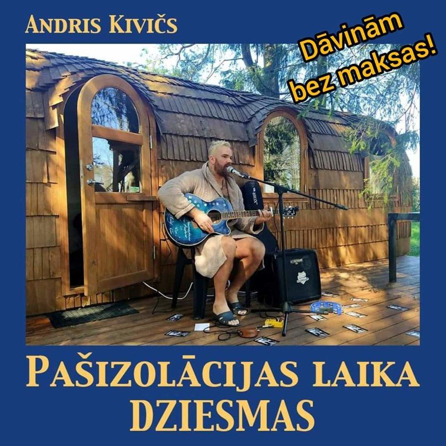 Pašizolācijas laika dziesmas - Andris & Liene Kiviči